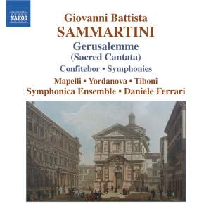 Sammartini - Sacred Cantatas