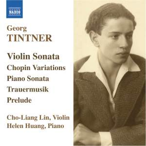 Tintner - Chamber Music Product Image