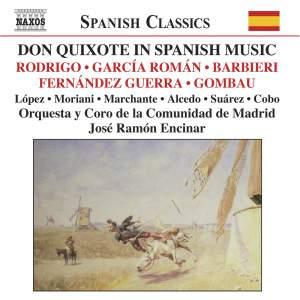 Don Quixote in Spanish Music Product Image