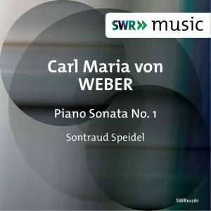 Weber: Piano Sonata No. 1 in C major, Op. 24