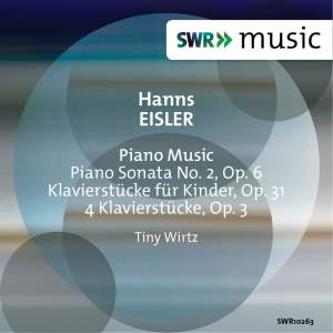 Eisler: Piano Works