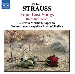 Strauss - Four Last Songs Product Image