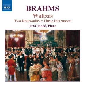 Brahms - Waltzes Product Image