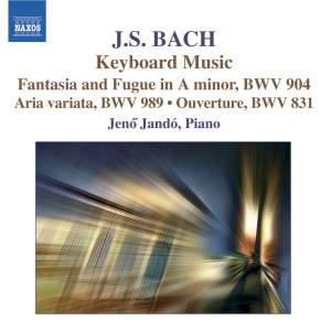 Bach - Keyboard Music Product Image