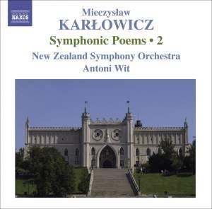 Karlowicz - Symphonic Poems Volume 2 Product Image