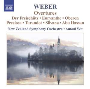 Weber - Overtures Product Image