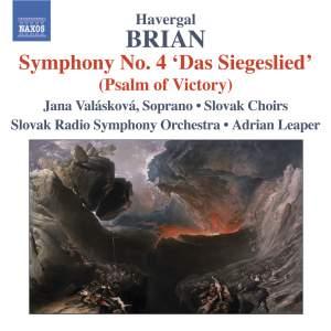 Havergal Brian: Symphonies Nos. 4 & 12 Product Image