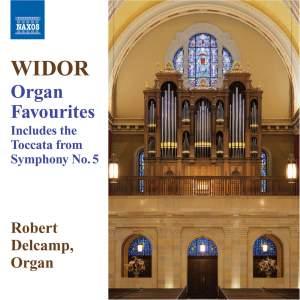 Widor - Organ Favourites Product Image