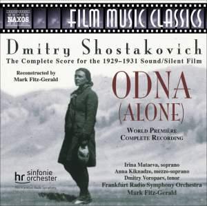 Shostakovich: Odna - film score, Op. 26 Product Image