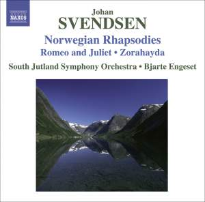 Svendsen - Norwegian Rhapsodies Nos. 1-4