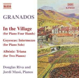 Granados - Piano Music Volume 10