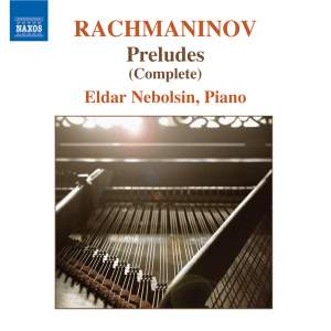 Rachmaninov - Complete Preludes Product Image