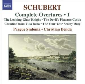 Schubert - Complete Overtures Volume 1 Product Image