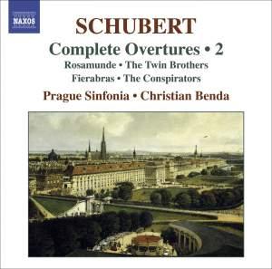 Schubert - Complete Overtures Volume 2