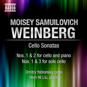 Weinberg - Cello Sonatas Product Image