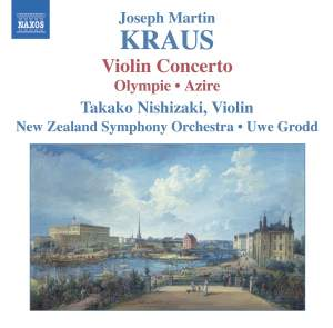 Kraus - Violin Concerto Product Image