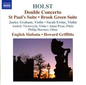 Holst - Double Concerto