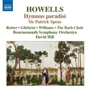 Howells: Hymnus Paradisi & Sir Patrick Spens Product Image
