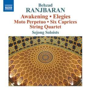 Behzad Ranjbaran - Awakening & Elegies Product Image