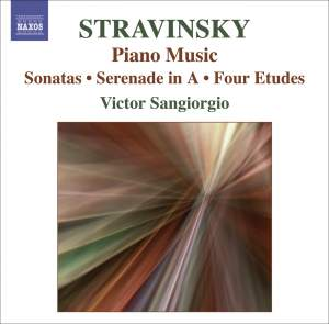 Stravinsky - Piano Music