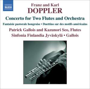 F. and K. Doppler - Music for Flutes and Orchestra Product Image