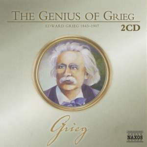 The Genius of Grieg Product Image