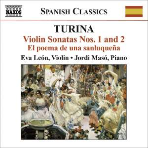 Turina: Music for Violin and Piano Product Image