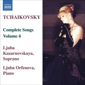 Tchaikovsky - Complete Songs Volume 4