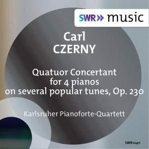 Czerny: Quatuor concertant, Op. 230