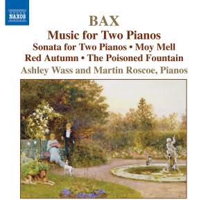 Bax - Piano Works Volume 4 Product Image