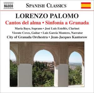 Palomo: Cantos del alma & Sinfonía a Granada