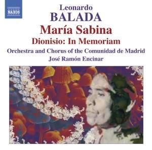 Balada: María Sabina (1969) Product Image
