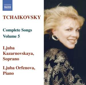 Tchaikovsky - Complete Songs Volume 5