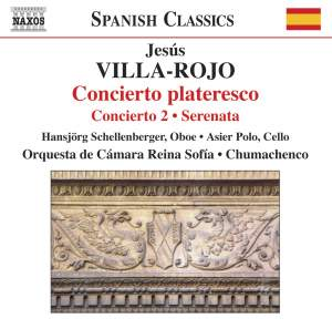 Jesús Villa-Rojo: Orchestral Works Product Image