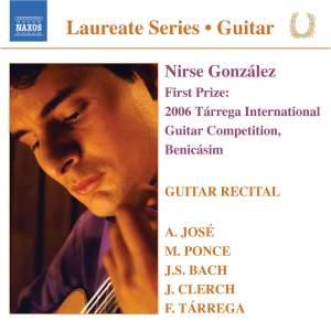 Guitar Recital: Nirse Gonzalez
