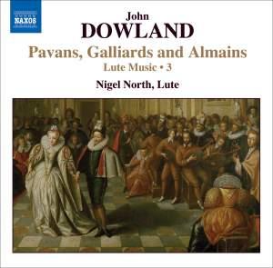 Dowland - Lute Music Volume 3