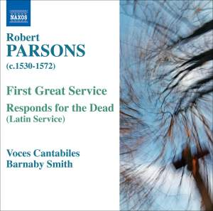 Parsons - First Great Service & Responds for the Dead Product Image