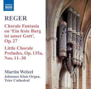 Reger - Organ Works Volume 8 Product Image