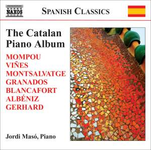 The Catalan Piano Album Product Image