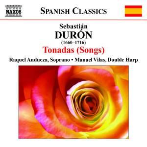 Sebastian Duron: Tonadas (Songs) Product Image