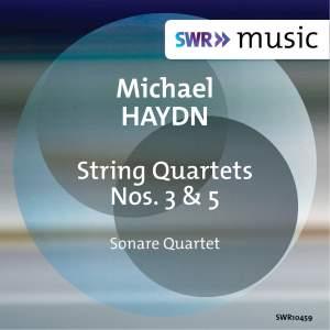 M. Haydn: String Quartets, P. 119 & 122