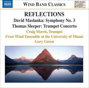 Maslanka: Symphony No. 3 & Sleeper: Trumpet Concerto Product Image