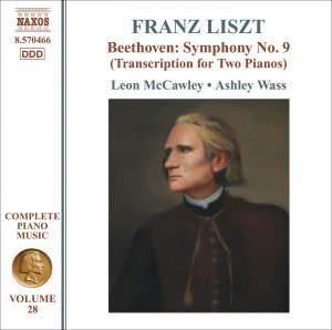 Liszt: Complete Piano Music Volume 28 Product Image