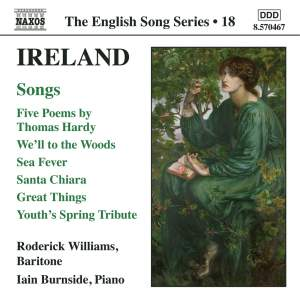 The English Song Series Volume 18 - Ireland Product Image
