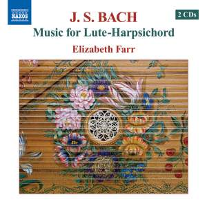 Bach - Music for Lute-Harpsichord Product Image
