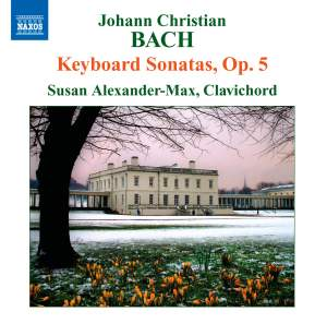 JC Bach: Keyboard Sonatas, Op. 5