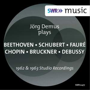 Debussy, Bruckner, Schubert & Others: Solo Piano Works