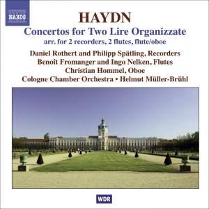 Haydn - Lyra Concertos Product Image