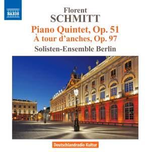 Florent Schmitt: Piano Quintet