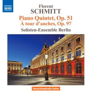Florent Schmitt: Piano Quintet Product Image